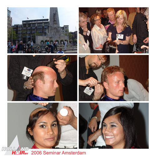 HollandHair seminar